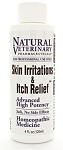SKIN IRRITATIONS AND ITCH RELIEF/VET