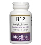 B12 METHYLCOBALAMIN 60 LOZENGES 5000MCG