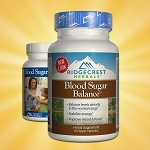 BLOOD SUGAR BALANCE - 60 CAPSULES