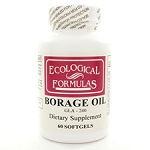 BORAGE OIL GLA-240 (60 CAPSULES)