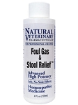 FOUL GAS AND STOOL RELIEF/VET