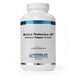 ADDED PROTECTION III ® - (IRON AND COPPER FREE)