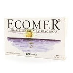 ECOMER/SHARK LIVER OIL-ALKYLGLYCEROLS 120C