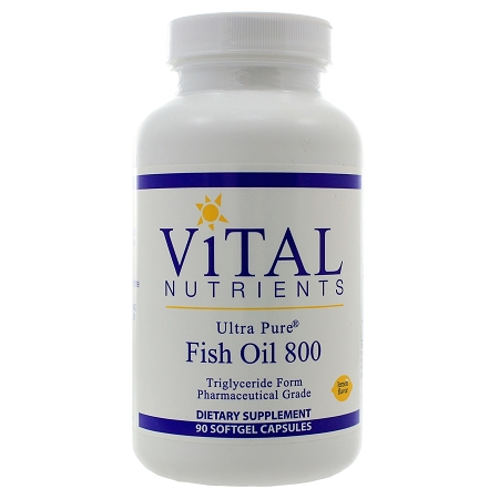 Fish oil 800 triglyceride ultra pure 90 softgels for Triglyceride fish oil