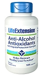 ANTI-ALCOHOL ANTIOXIDANTS WITH HEPATOPROTECTION COMPLEX-100 capsules