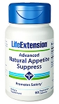 ADVANCED NATURAL APPETITE SUPPRESS-60 vegetarian capsules