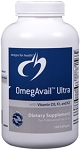 OMEGAVAIL™ ULTRA WITH VITAMIN D3, K1 & K2 120 SOFTGELS