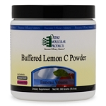 BUFFERED LEMON C POWDER-50 SERVINGS-300 grams