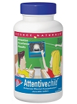 ATTENTIVE CHILD CHEWABLES 30 WAFERS
