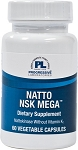 NATTO NSK MEGA 60 VEGETABLE CAPSULES(20,000FU)