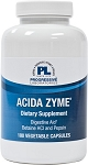ACIDA-ZYME 180 VEGETABLE CAPSULES