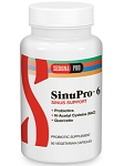 SINUPRO 6 SINUS SUPPORT 90 VEGCAPSULES-now called IFLORA NASAL SINUS SUPPORT FORMULA