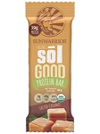 SOL GOOD PROTEIN BAR SALTED CAR 12 BARS