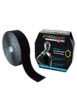 KINESIOLOGY TAPE BULK ROLL BLACK/GRAY