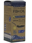 WILD ALASKAN PEAK FISH OIL 4.3 FL OZ