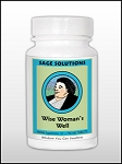 SAGE SOL. WISE WOMEN'S WELL 60 TABLETS