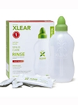 XLEAR SINUS NETIRINSE BOTTLE PLUS 6 PKTS