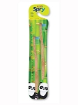 BAMBOO TOOTHBRUSH (KIDS 2 PACK)