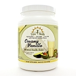 ADVANCED HEALTH SHAKE - CREAMY VANILLA 756 GRAMS