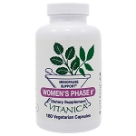 WOMENS PHASE II - 180 CAPSULES