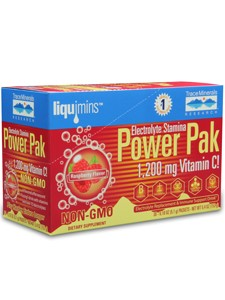 POWER PAK NON-GMO RASPBERRY 30 PACKETS