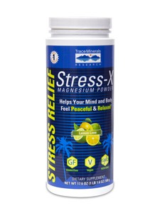 STRESS-X MAGNESIUM LEMON-LIME 17.6 OZ