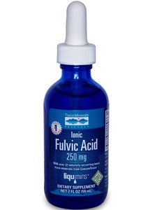 IONIC FULVIC ACID WITH CONCENTRACE 2 OZ