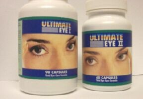 ULTIMATE EYE FORMULA I and II