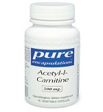 ACETYL-L-CARNITINE-60 capsules-500mg each