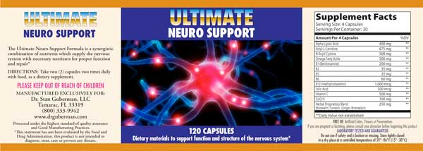 Ultimate Neuro Support