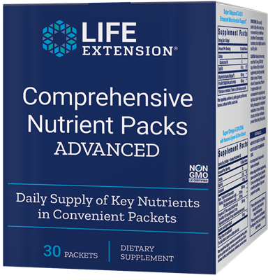 COMPREHENSIVE NUTRIENT PACKS ADVANCED - 30 Packets
