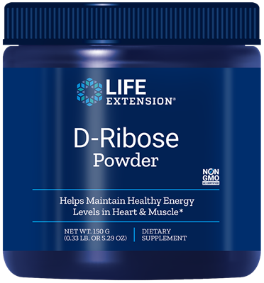 D-RIBOSE POWDER - 5.29 OZ