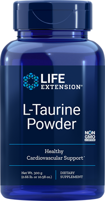 L-TAURINE POWDER - 10.58 OZ