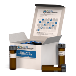 ROCKY MTN. SPOTTED FEVER SERIES SYMPTOM RELIEF: SERIES KIT