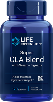 SUPER CLA BLEND WITH SESAME LIGNANS - 120 Softgels