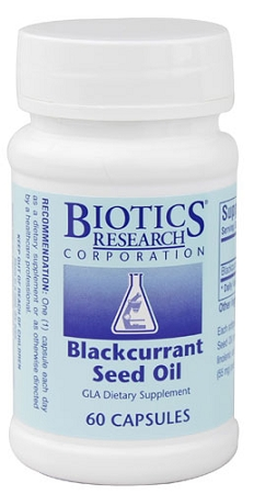 BLACKCURRANT SEED OIL -- 60 CAPSULES