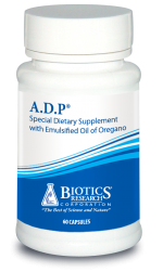 A D P Emulsified Oil of Oregano-60 TABLETS