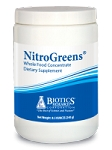 NITROGREENS WHOLE FOOD CONCENTRATE-240 GRAMS POWDER