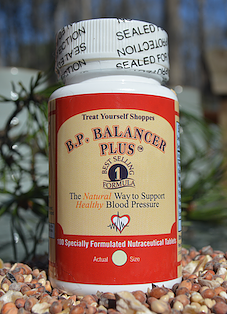 BP BALANCE PLUS-REDUCE BLOOD PRESSURE NATURALLY-PROFESSIONAL STRENGTH-100 TABLETS