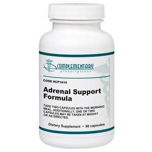 ADRENAL SUPPORT FORMULA – 90 CAPSULES