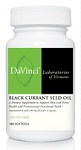 BLACK CURRANT SEED OIL -180 Tablets