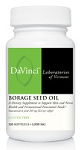 BORAGE SEED OIL-120 Softgels