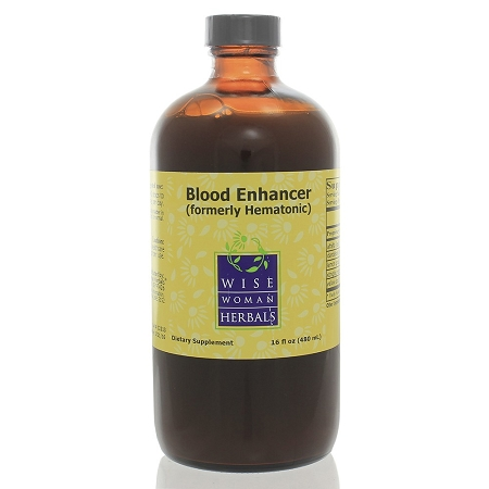 HEMATONIC: BLOOD ENHANCER 16OZ-DISCONTINUED