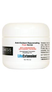 ANTI-OXIDANT REJUVENATING FOOT SCRUB-2 oz - DISCONTINUED