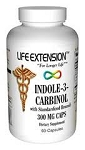 INDOLE-3-CARBINOL/ WITH DIM - 60 capsules - DISCONTINUED