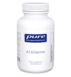 A.I. ENZYMES-60 capsules
