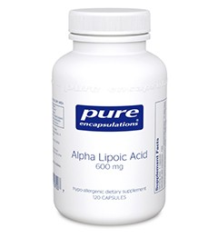 ALPHA LIPOIC ACID 600 MG-60 capsules