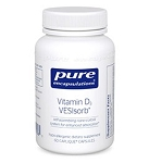 VITAMIN D3 VESISORB®-60 capsules-no eta at this time