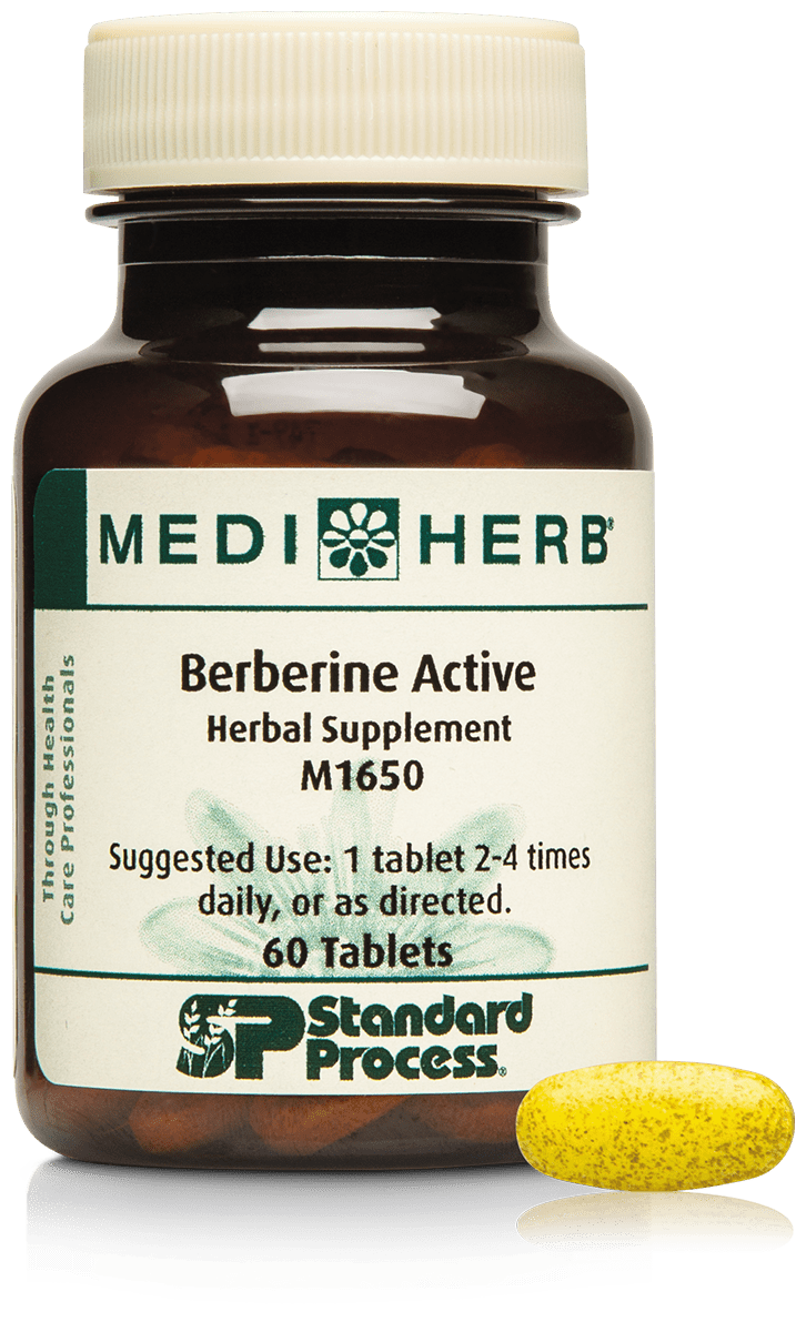 Berberine Active 60 Tablets