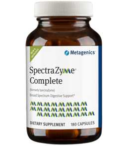 SPECTRAZYME COMPLETE-(formerly SpectraZyme)-60 CAPSULES